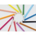 Набор из 12 акварельных карандашей