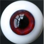 [10mm/ 12mm/ 14mm/ 16mm/ 18mm/ 20mm] Глаза красные с рисунком