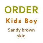 [Soul-Kids Boy] Любая кукла этой серии в цвете sandy brown