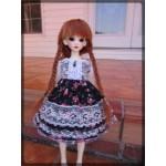 [Для BJD 1/3 / 1/4] Платье 544