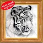 [Алмазная вышивка] Тигр 3