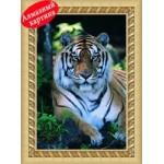 [Алмазная вышивка] Тигр 4