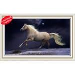 [Алмазная вышивка] Конь 2