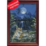 [Алмазная вышивка] Тигр 5