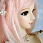 [NT Doll 1/3] Crystal 【Banquet makeup】