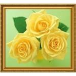 [Алмазная вышивка] Розы цвет на выбор 2