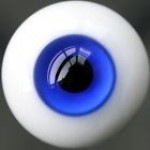 [10mm/ 12mm/ 14mm/ 16mm/ 18mm/ 20mm] Глаза синие 3