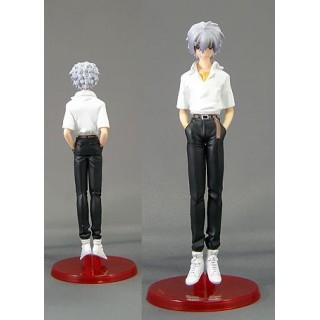 [Evangelion] Kaworu Nagisa Trading Figure (Раритет!)