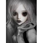 [1/4 doll] Голова Carte-1