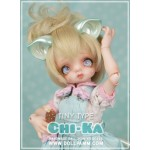 [Dollpamm] Pout kitty CHI-KA (Tiny Basic set)