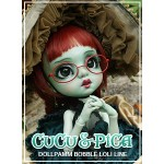 [Dollpamm] (20 Limit)MintGreen CUCU/PICA