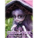 [Dollpamm] (20 Limit)Violet CUCU/PICA
