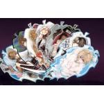 [Angel Sanctuary] Набор из 10 закладок