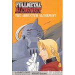 [Arakawa Hiromu] Fullmetal Alchemist novel 2: The abducted alchemist