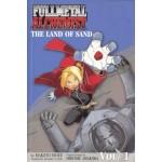 [Arakawa Hiromu] Fullmetal Alchemist novel: The land of sand