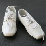 [1/3] Ботинки белые