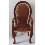 [Для BJD 1/3 / SD 17 / 70 см] Кресло