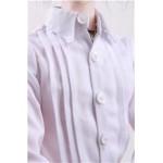 [Для BJD 1/3 / 1/4/ 70 см ] Рубашка белая
