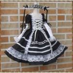 [Для BJD 1/3 / 1/4 / 1/6] Платье 34