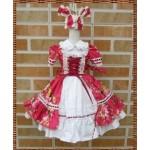 [Для BJD 1/3 / 1/4 / 1/6] Платье 43