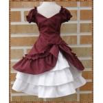 [Для BJD 1/3 / 1/4 / 1/6] Платье 45