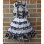[Для BJD 1/3 / 1/4 / 1/6] Платье 47