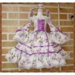 [Для BJD 1/3 / 1/4 / 1/6] Платье 56