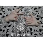 [1/4] Шарнирные руки для мальчика или девочки Illusion Spirit