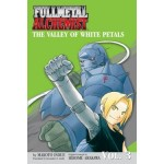 [Arakawa Hiromu] Fullmetal Alchemist novel 3: The valley of white petals