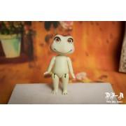 DFA Frog green nude