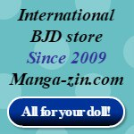 BJD Shop Manga-zin. Since 2009. All for your doll